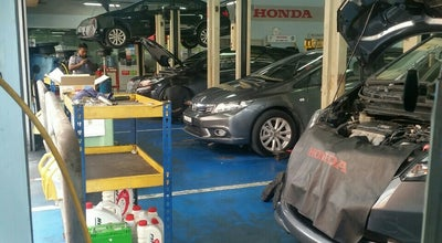 Photo of Automotive Shop Honda Service Center at 17, Jalan Chain Ferry, Perai 13600, Malaysia