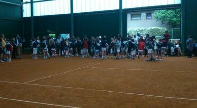 Photo of Tennis Court Junior Tennis at Italy