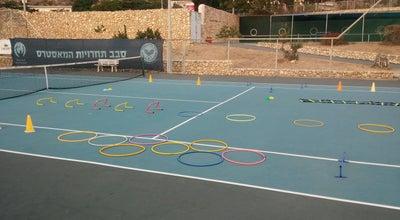 Photo of Tennis Court Israel Tennis Center at Haifa, Israel