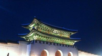 Photo of Monument / Landmark 광화문 (光化門) at 종로구 사직로 161, 서울특별시 03045, South Korea