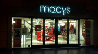 Photo of Department Store Macy's at 160 Horton Plaza, San Diego, CA 92101, United States