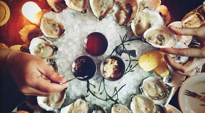 Photo of Seafood Restaurant Maison Premiere at 298 Bedford Ave, Brooklyn, NY 11211, United States