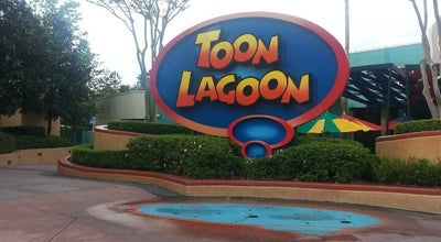 Photo of Theme Park Toon Lagoon at Islands Of Adventure, Orlando, FL 32819, United States