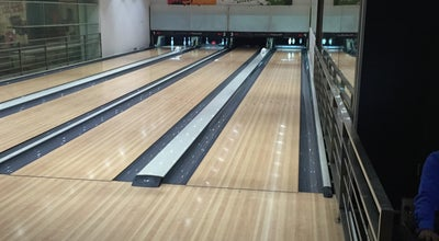 Photo of Bowling Alley Spin at India