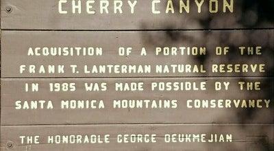 Photo of Nature Preserve Cherry Canyon Park at 4157 Hampstead Rd, La Cañada Flintridge, CA 91011, United States