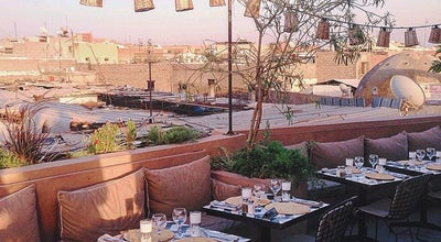 Photo of Moroccan Restaurant Nomad at 1, Derb Aajrane, Rahba Kedima, Marrakech 40000, Morocco