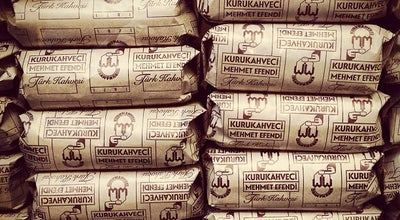 Photo of Coffee Shop Kurukahveci Mehmet Efendi Mahdumları at Tahmiş Sok No:66 Eminönü, İstanbul 34116, Turkey