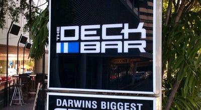 Photo of Bar The Deck Bar at 22 Mitchell St, Darwin, No 0800, Australia