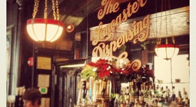 Photo of Restaurant The Lancaster Dispensing Company at 33 N Market St, Lancaster, PA 17603, United States