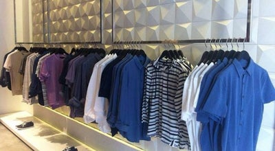 Photo of Clothing Store SKETCH men fashion collection at 2 Bazel St, Tel Aviv, Israel