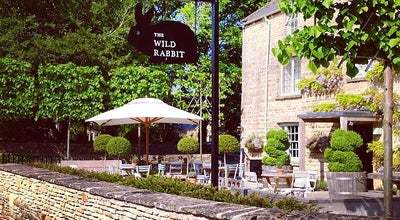 Photo of Bar The Wild Rabbit at Church Street, Kingham OX7 6YA, United Kingdom