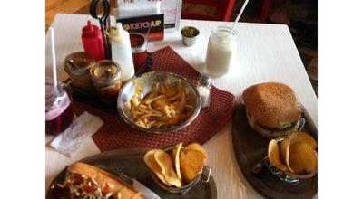 Photo of Burger Joint KetChup at Plaza La Roca, Cancun 77560, Mexico