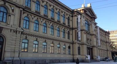 Photo of Art Museum Ateneum at Kaivokatu 2, Helsinki 00100, Finland