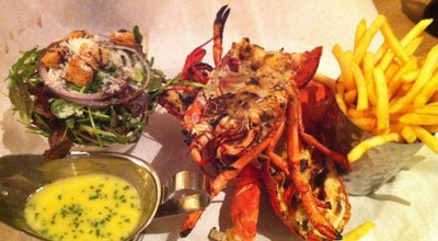 Photo of American Restaurant Burger & Lobster - Soho at 36 Dean Street, London W1D 4PS, United Kingdom