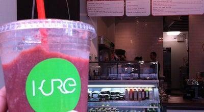 Photo of Restaurant Kure Juice Bar at 518 Sw Taylor St, Portland, OR 97204, United States