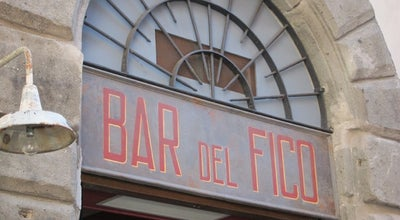 Photo of Cocktail Bar Bar del Fico at Piazza Del Fico 26, Roma 00186, Italy