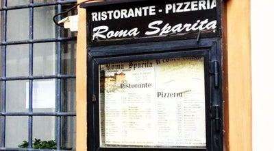 Photo of Italian Restaurant Ristorante Roma Sparita at Piazza Di Santa Cecila, 24, Rome 00153, Italy