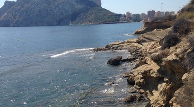 Photo of Beach Cala La Calalga at Av De La Rosa De Los Vientos, 14, Calpe 03710, Spain
