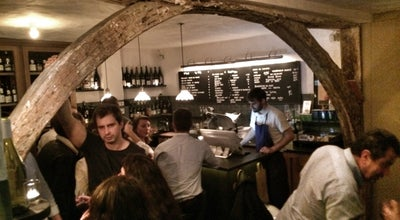 Photo of French Restaurant La Cave de Septime at 3 Rue Basfroi, Paris 75011, France