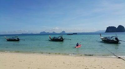 Photo of Resort Koh Ngai Resort (เกาะไหง รีสอร์ต) at Koh Ngai Island. Moo Koh Lanta. Thailand., Krabi, Thailand