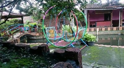Photo of Arcade Pondok Makan Pinggir Kali (Girly) at Jlodran, Jambewangi, Magelang, Indonesia
