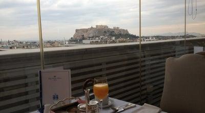 Photo of Mediterranean Restaurant Tudor Hall at Βασ. Γεωργίου 3, Athens 105 64, Greece