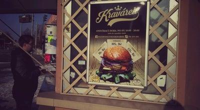 Photo of Burger Joint Blondie's burger at Koterovská, Czech Republic