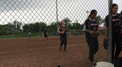 Photo of Baseball Field Hilliard Municipal Softball Fields at Hilliard, OH, United States