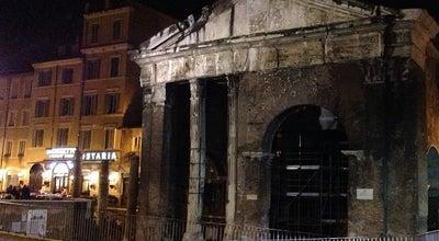 Photo of Italian Restaurant Giggetto 2 at Via Del Foro Piscario, Rome 00186, Italy