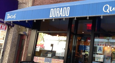 Photo of Mexican Restaurant Dorado Tacos & Quesadillas at 28 E 12th St, New York, NY 10003, United States