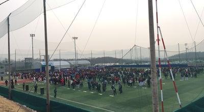 Photo of Baseball Field 남양주 생활체육공원 야구장 at 지금동 31-3, 남양주시, South Korea