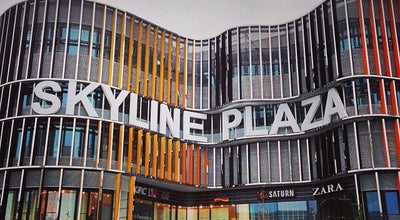 Photo of Tourist Attraction Skyline Plaza at Europa-allee 4-6, Frankfurt 60327, Germany
