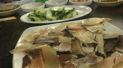 Photo of Korean Restaurant 영란고래고기 at 중구 자갈치해안로 67, 부산광역시, South Korea