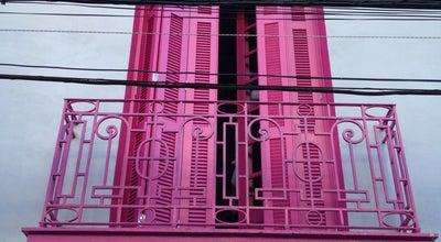 Photo of Restaurant Contemporaneo Hostel at Rua Bambina 158, Rio de Janeiro 22251-050, Brazil