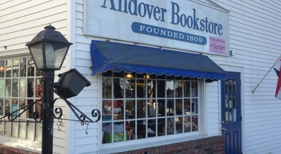 Photo of Bookstore Andover Bookstore at 89r Main St, Andover, MA 01810, United States