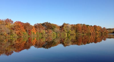 Photo of Lake Lower Shaker Lake at North Park Blvd., Shaker Heights, OH, United States