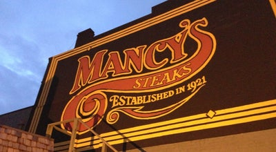 Photo of American Restaurant Mancy's Steak House at 953 Phillips Ave, Toledo, OH 43612, United States
