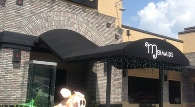 Photo of American Restaurant Mermaids Restaurant at 2217 N College Ave, Fayetteville, AR 72703, United States