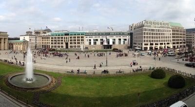 Photo of Monument / Landmark DZ Bank Building at Pariser Platz 3, Berlin 10117, Germany