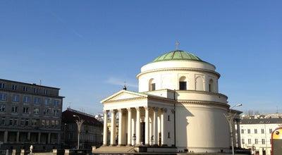 Photo of Plaza Plac Trzech Krzyży at Plac Trzech Krzyży, Warszawa 00-499, Poland