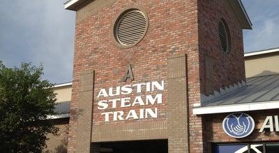 Photo of Train Station Austin Steam Train at 401 E Whitestone Blvd, Cedar Park, TX 78613, United States