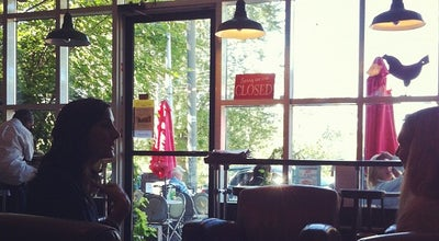 Photo of Cafe The Rooster Coffee House at 479 Broadview Ave, Toronto M4K 2N4, Canada