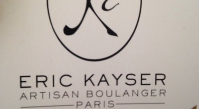 Photo of French Restaurant Eric Kayser at Augusto Leguia Norte 034, Santiago 8320000, Chile