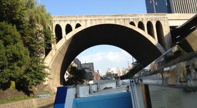 Photo of Bridge 聖橋 at 神田駿河台4/湯島1, 東京, Japan