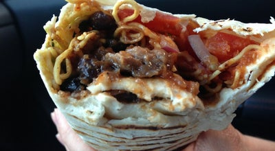 Photo of Burrito Place Chino Locos at 4 Greenwood Ave., Toronto, ON M4L, Canada