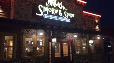 Photo of American Restaurant Smoke & Spice at 7470 Tecumseh Rd E, Windsor N8T 1E9, Canada