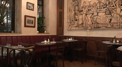 Photo of Bar Brasserie Witlof at 292 Bedford Ave, Brooklyn, NY 11249, United States