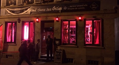 Photo of French Restaurant Meme dans les orties at 14 Rue Munch, Strasbourg 67000, France