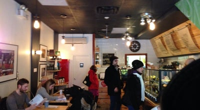 Photo of Cafe The Ministry of Coffee at 279 Elgin St, Ottawa, On K2P 1M1, Canada