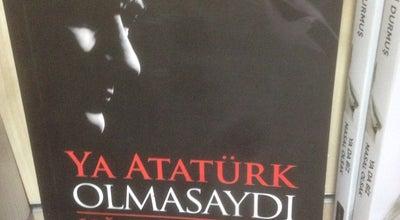 Photo of Bookstore Konak Kırtasiye Kitabevi at Turkey